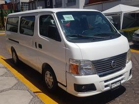 Nissan Urvan 2.5 Larga Doble Clim
