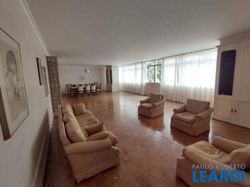 Imagem 1 de 15 de Apartamento - Higienópolis  - Sp - 622291
