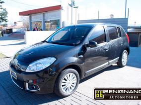Sandero Luxe 2012 Full Full 1.6 N 5 P. Una Joya !!!.