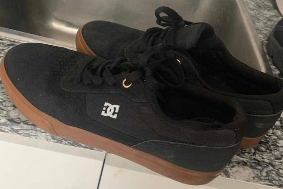 Zapatillas Dc Negras