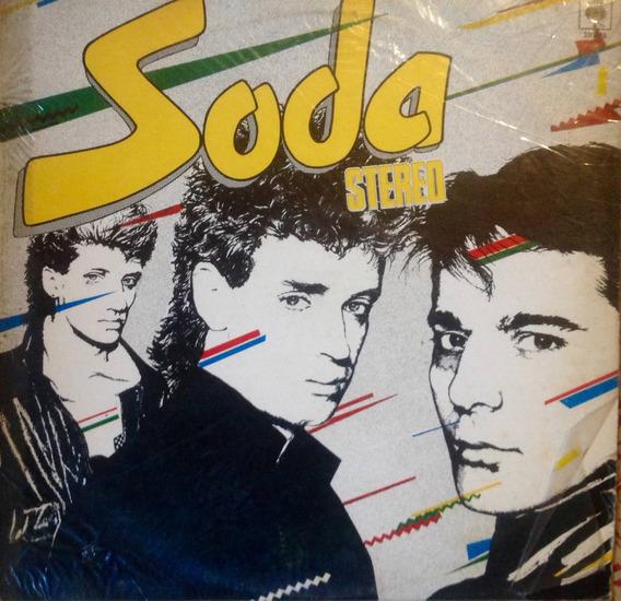 Lp Soda Stereo - 1984