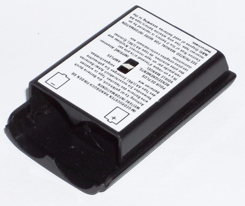Tapa Trasera Para Baterias Pilas Control Joystick Xbox 360