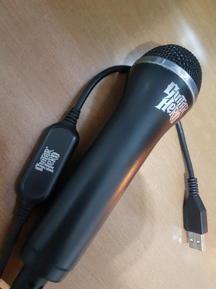Microfone Guitar Hero Original