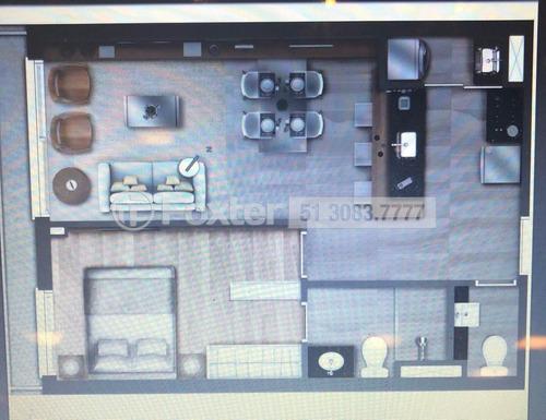 Imagem 1 de 17 de Apartamento, 1 Dormitórios, 53.67 M², Glória - 188149