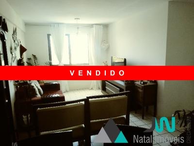 Venda De Apartamento Com 3 Quartos Em Área Familiar De Ponta Negra - Corais De Ponta Negra - Ap00156 - 33126583