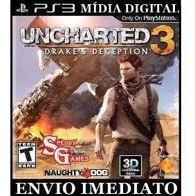 Jogos Ps3 Midia Digital.
