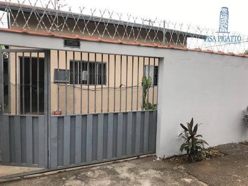 Casa Com 2 Dormitórios À Venda, 94 M² Por R$ 420.000,00 - São José - Paulínia/sp - Ca2007