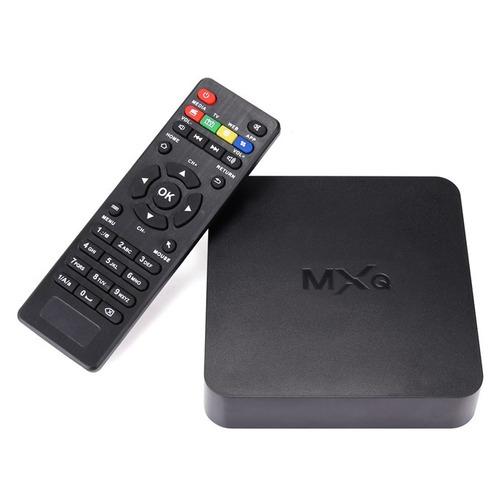 Imagen 1 de 1 de Android Tv Box 4k Smart Tv Kodi Netflix Envio Gratis
