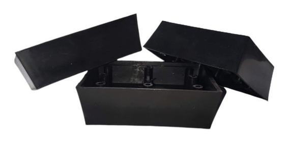 Regaton Plastico Cuadrado X 4 Unid - Artículos De Tapicería
