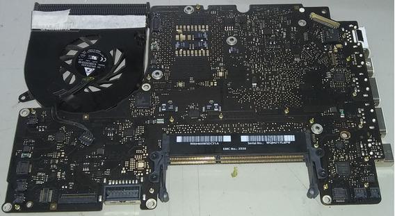 Placa Mãe Macbook White A1342 Core 2 Duo 2,2