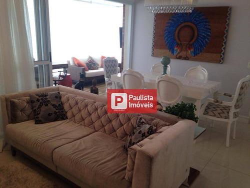 Apartamento À Venda, 103 M² Por R$ 1.150.000,00 - Santo Amaro - São Paulo/sp - Ap30502
