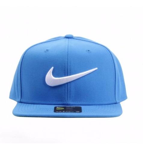 Además Absurdo ideología  Gorra Nike Swoosh Snapback Original Celeste Azul Claro Envio | Mercado Libre