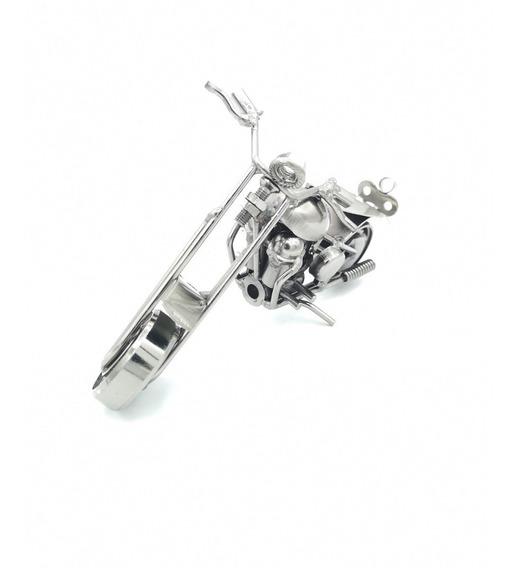 Miniatura Moto Em Metal Rolamento Pronto Entrega