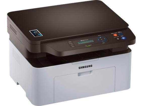 Impressora Samsung Xpress M2070fw Multifuncional - Cdefeito