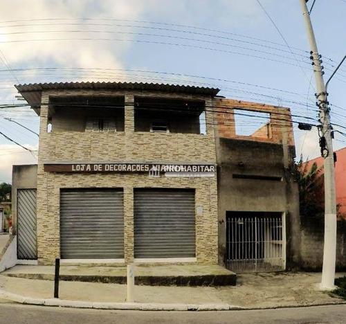 Imagem 1 de 15 de Sobrado Com 3 Dormitórios À Venda, 220 M² Por R$ 580.000,00 - Colônia (zona Sul) - São Paulo/sp - So3569
