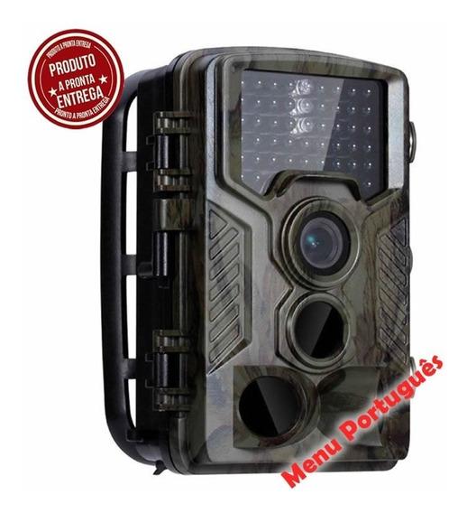 Câmera Trilha - Caça 1080p/16mpix Visão Noturna Hc-800a