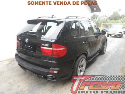 Sucata Bmw X5 4.8i V8 2007 / Somente Venda De Peças