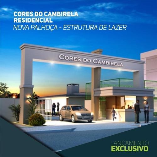 Apartamento Com 2 Dormitórios À Venda, 46 M² Por R$ 133.000,00 - Nova Palhoça - Palhoça/sc - Ap5827