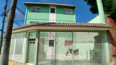 Apartamento Com 2 Dormitórios Para Alugar, 48 M² Por R$ 0/mês - Vila Nova Bonsucesso - Guarulhos/sp - Ap0109