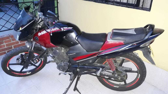 Ybr 125 Modelo 2011
