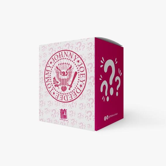Box Sorpresa Fans The Ramones 8 Productos De Diseño Único.