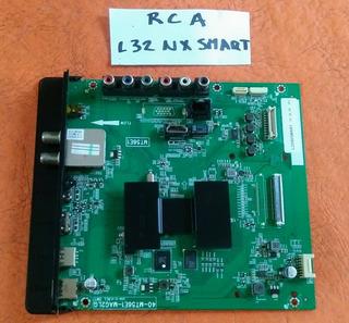 Placa Main Rca L32 Nx Smart , Testeada