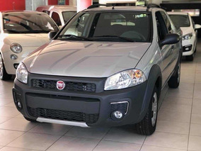 Fiat Strada 1.4 Working Cabina Doble 2018. Romani Autos