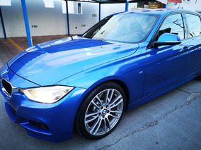 Bmw Serie 3 3.0 335ia M Sport At 2014