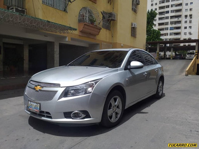 Chevrolet Cruze .