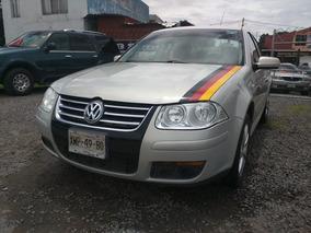Volkswagen Clásico Gl Team Clima Bluetooth Y Rines 2011