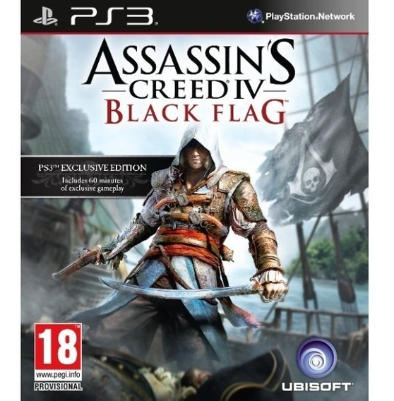 Assassins Creed Iv Black Flag Ps3 Português Comprar Psn Jogo