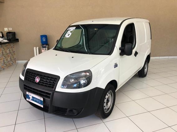 Fiat Doblo Cargo 2016 Refrigerado -10 Graus
