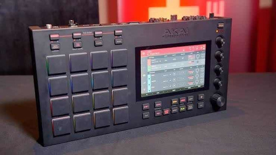 Mpc Live + Case Black + Ssd 128gb