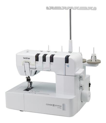 Máquina de coser industrial Brother CV3440  blanca 220V