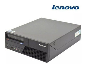 Cpu Desktop Lenovo E8400 3.0 8gb Ddr3 Ssd 120gb Dvd Wifi