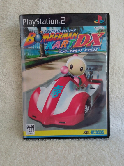 Bomberman Kart Dx Japan Para Playstation 2 - Patch