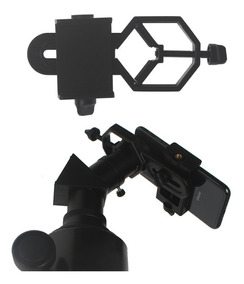 Adaptador Para Telescópio Compatível Com Todos Smartphones