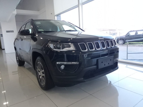 Jeep Compass Sport At6 Adjudicada + 60 Cuotas