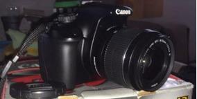 Câmera Fotográfica Canon Eos T3 Rebel