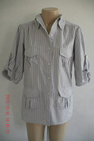 Lindíssima Camisa Hit Tam:veste P E M