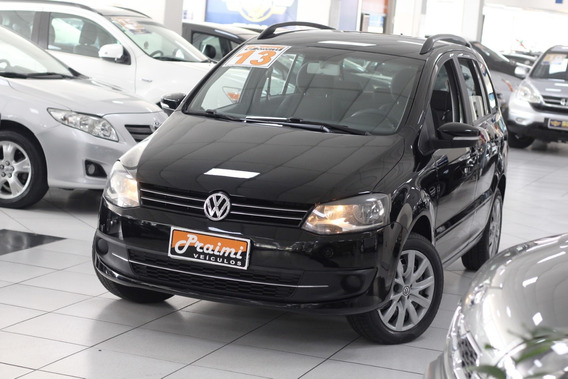 Volkswagen Spacefox Trend 1.6 8v Flex Manual 2013