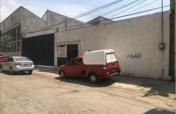 Venta Bodega Industrial Naucalpan