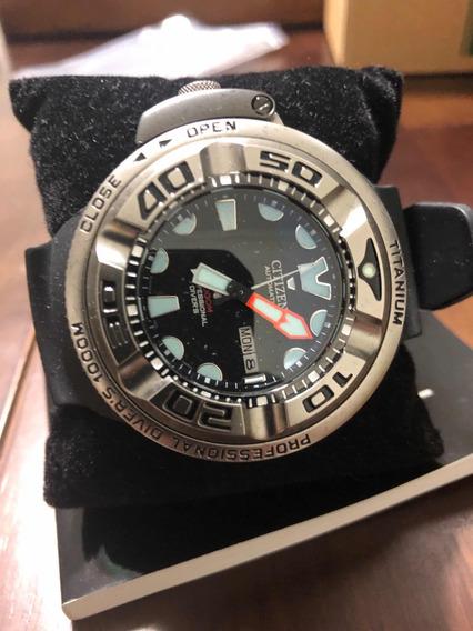 Citizen Professional Divers Automático Nh6930-09f