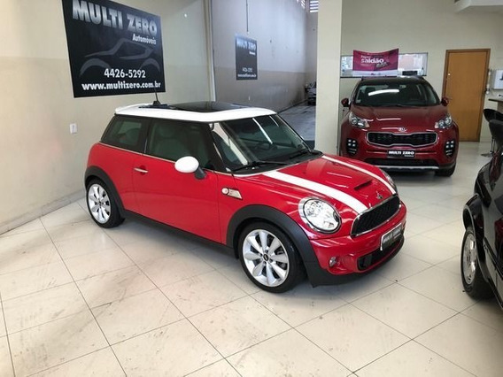 Mini Cooper S 1.6 Turbo 16v, Kon2930