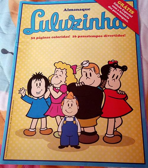Revista Luluzinha Passatempo