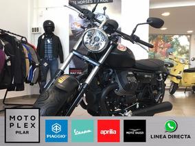 Moto Guzzi V9 Bobber 850i Abs 0km 2017 Motoplex Pilar.