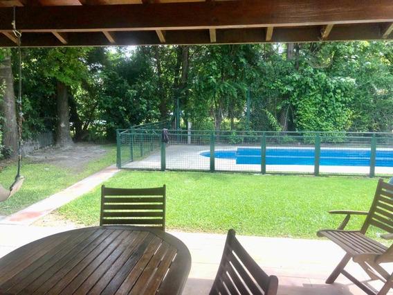 Casa 5 Amb. - Alquiler Y Venta - Country Miraflores -