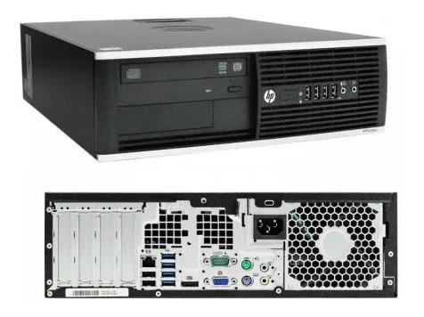 Desktop Hp Core I3 3.30ghz Ssd 120gb 8gb Wi-fi #promoção