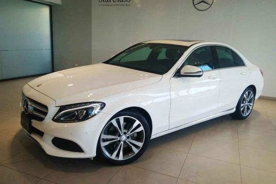 Mercedes-benz Clase C 4p C 200 Sport L4/2.0/t Aut
