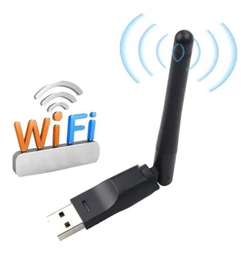 Adaptador Antena Wifi Usb 2.4ghz  + Obsequio